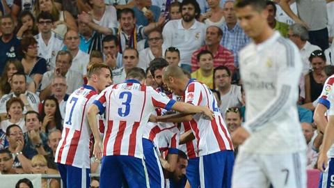 Vì Barca, Atletico sẽ ngáng đường Real