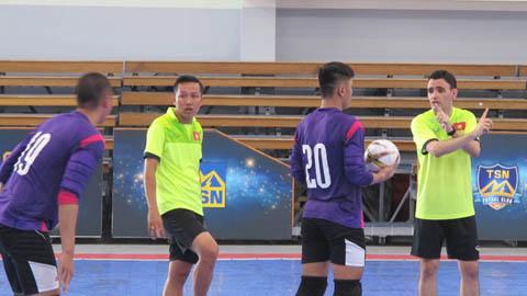 U20 futsal Việt Nam quyết gây sốc tại VCK U20 futsal châu Á