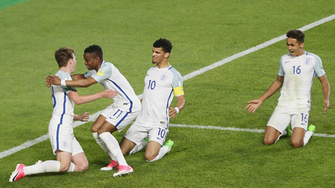 Bảng A U20 World Cup: Anh leo lên ngôi đầu, Argentina đứng thứ 3