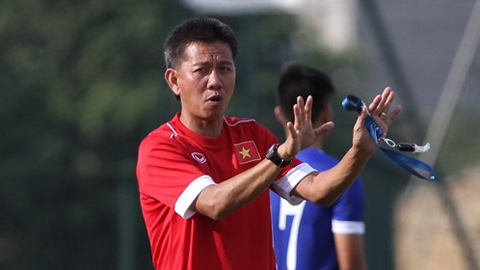 """HLV Hoàng Anh Tuấn: """"Thua Thái Lan mới buồn chứ thua U20 Pháp không sao"""""""