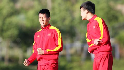 Nhật ký U20 Việt Nam: Và con tim đã vui trở lại