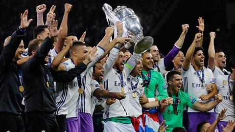 Real lại vô địch Champions League: Cú Big Bang của bóng đá châu Âu