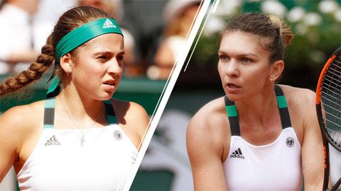 Halep vs. Ostapenko: Grand Slam đầu tiên