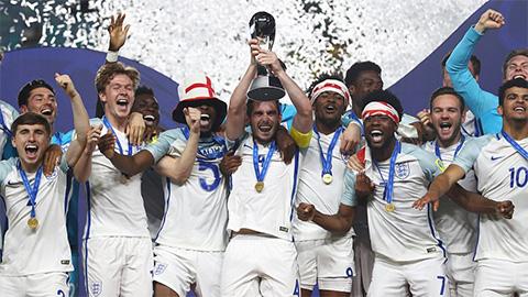 U20 World Cup hạ màn: Giải đấu của người Anh