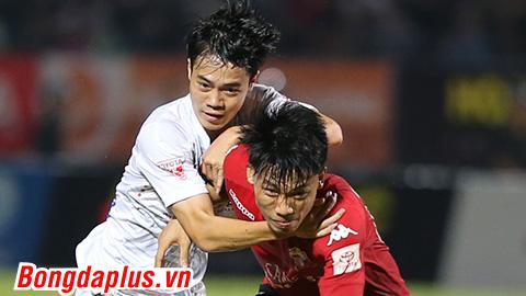 HAGL đón tin vui từ Văn Toàn trước lượt về V.League