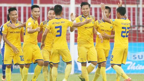 Cúp Quốc gia 2017: Chiến thắng của sự quyết tâm