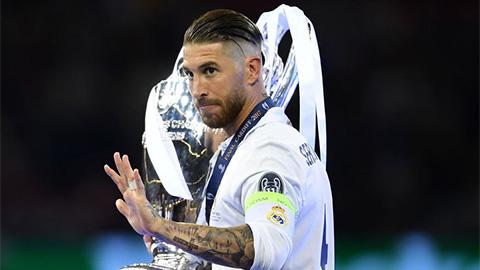 Vì sao Ramos là đội trưởng huyền thoại của Real?