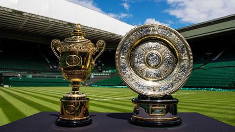 Khai mạc Wimbledon 2017