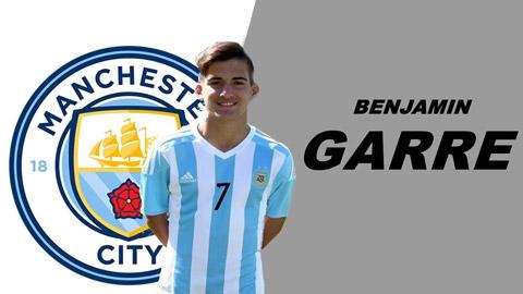 Man City đối diện án cấm chuyển nhượng vì sao trẻ Argentina