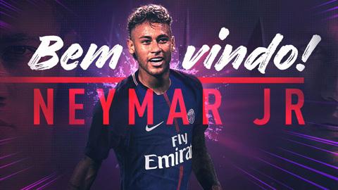 Neymar đã là người của PSG, lập kỷ lục chuyển nhượng mới