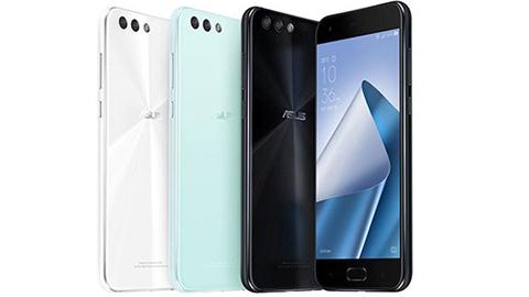 Sáu Smartphone mới dòng Asus đều có camera kép