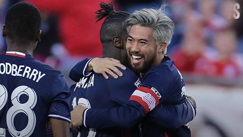Lee Nguyễn lập kỳ tích kiến tạo bàn thắng ở MLS