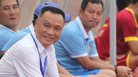 """Ông Nguyễn Giang Đông - Chủ tịch CLB Sài Gòn: """"Bóng đá Việt Nam cần một giáo trình xuyên suốt"""""""