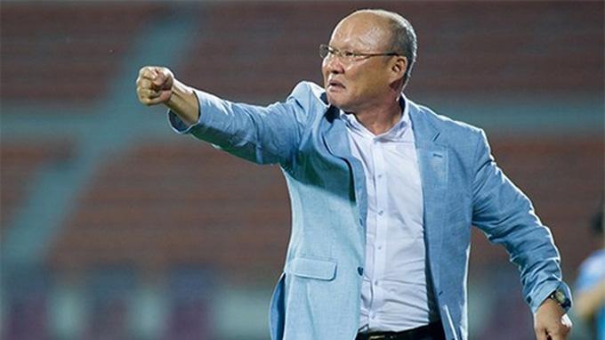 HLV Park Hang-seo đụng ngay Thái Lan ở trận ra mắt U23 Việt Nam