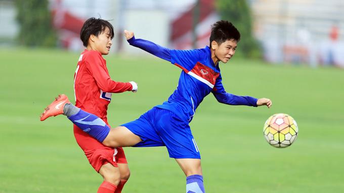 Việt Nam quyết có điểm trận ra quân U19 nữ châu Á
