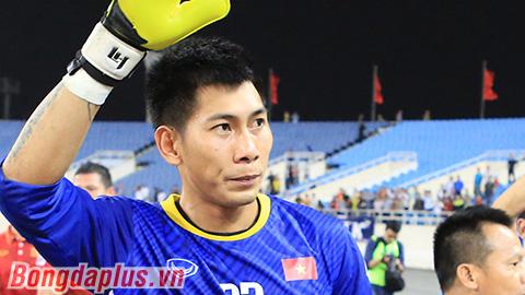 AFC khen hết lời 'người gác đền' của đội tuyển Việt Nam