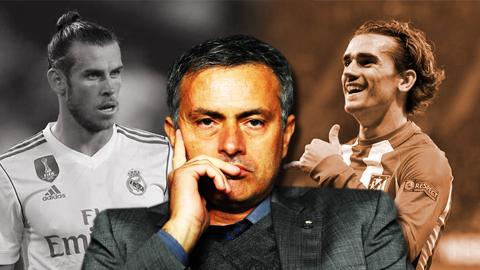 M.U nên chọn Bale hay Griezmann?