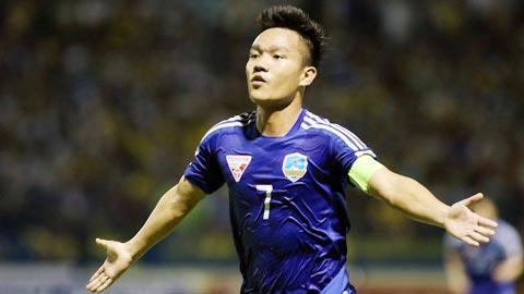 Đinh Thanh Trung, người kéo cả đội Quảng Nam FC lên đỉnh
