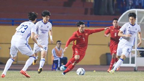 Trận U23 Việt Nam - Ulsan Hyundai qua góc nhìn của các HLV nội: Học một sàng khôn