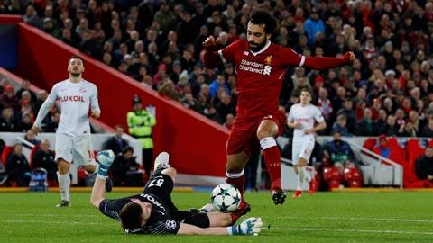 Liverpool là vua phản công