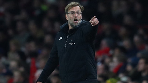 HLV Klopp tuyên bố Liverpool là đội chuyên phòng ngự
