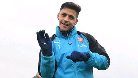 M.U mời Sanchez mức lương cao nhất Ngoại hạng Anh