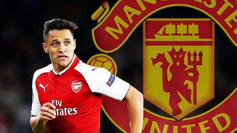 M.U sắp có Sanchez với hợp đồng 3 năm