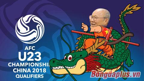 Ảnh chế: Việt Nam hóa rồng ở VCK U23 châu Á