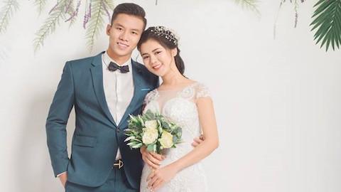 Quế Ngọc Hải mong các đàn em U23 Việt Nam... không dự lễ cưới của mình