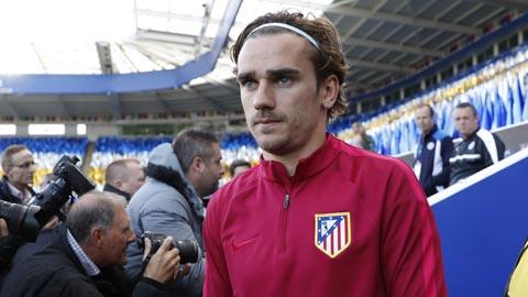 """Barca sẽ """"cướp"""" Griezmann vào Hè này"""