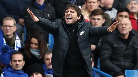 Conte cam kết tương lai với Chelsea