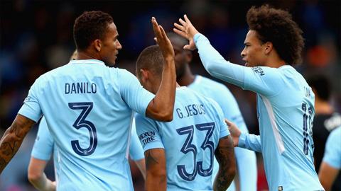 Mấy vòng nữa Man City vô địch Ngoại hạng Anh?