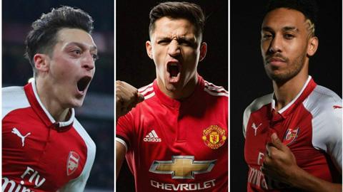 Mất Sanchez, Arsenal vẫn có một kỳ chuyển nhượng mùa Đông thành công