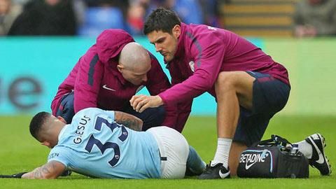 Man City không sợ gì, ngoại trừ chấn thương