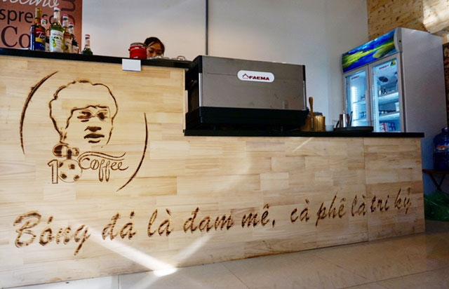 Công Phượng & quán cafe CP10 - Bongdaplus.vn