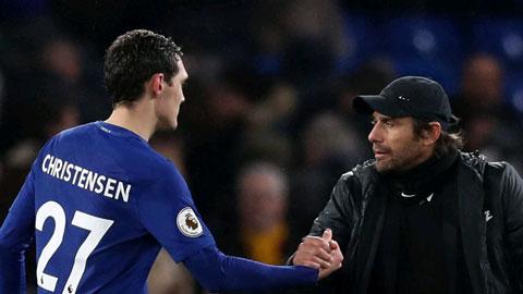 Christensen là đội trưởng tương lai của Chelsea