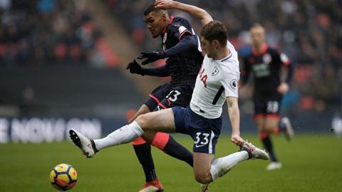 VIDEO: Tottenham 2-0 Huddersfield