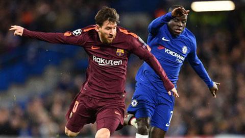 Messi đối đầu Kante: Tường cao bao nhiêu thì che được gió?