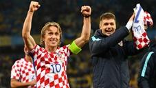 Ngôi sao ĐT Croatia: Luka Modric