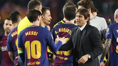 Dư âm Barca 3-0 Chelsea: Tất yếu phải như vậy