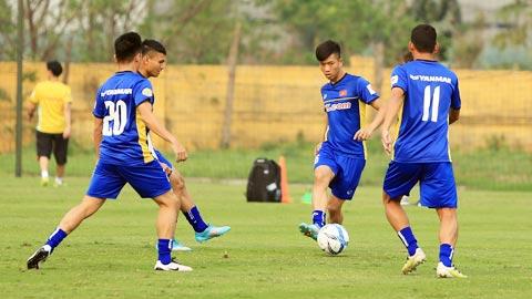 ĐT Việt Nam: Sự háo hức của những tuyển thủ trẻ