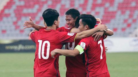 ĐT Việt Nam: Vững tin hướng đến Asian Cup