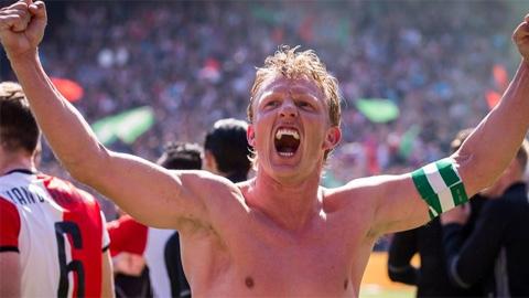Nhiều ngôi sao nhận lời đá trận chia tay sự nghiệp của Dirk Kuyt