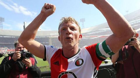 Cựu danh thủ Liverpool làm HLV U19 Feyenoord