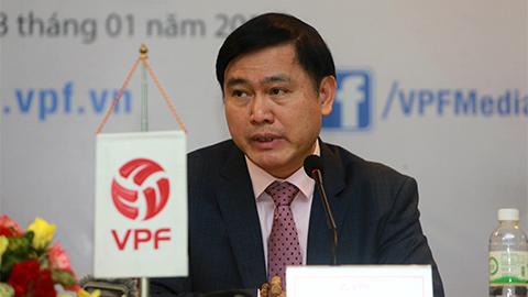 VPF từ chối để ông Trần Anh Tú rút chức danh TGĐ