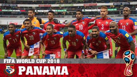 Chân dung ĐT Panama ở World Cup 2018