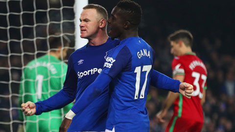 VIDEO: Swansea 1-1 Everton