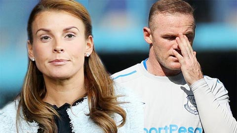 Rooney lo vợ thi 'Bước nhảy hoàn vũ'