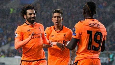 Liverpool & khẩu thần công ba nòng