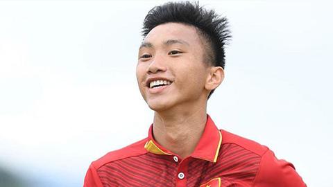 Đoàn Văn Hậu vào top cầu thủ tiềm năng ở AFF Cup 2018